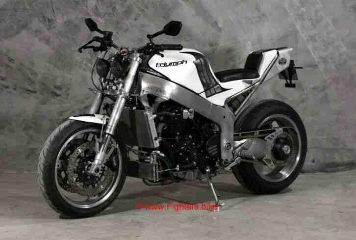 Triumph Sprint Custom Umbau 2021