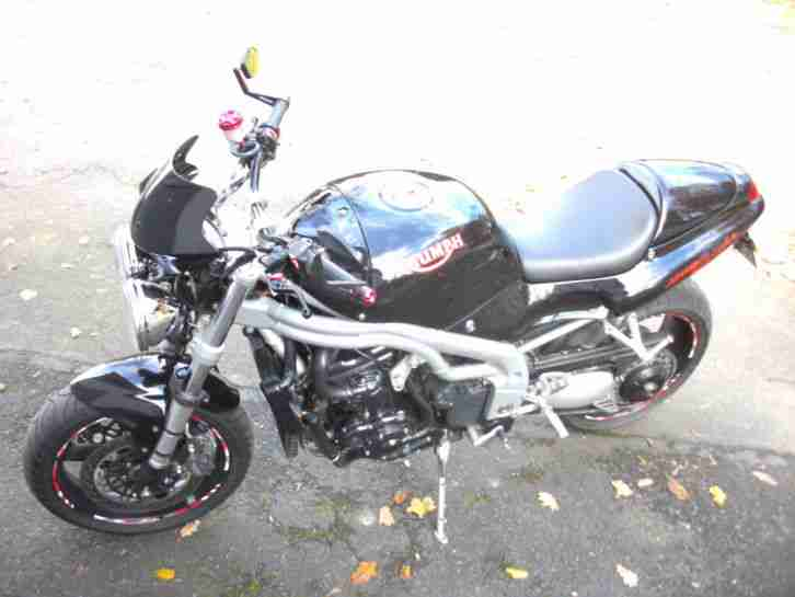 Triumph T595 Speed-Triple (Daytona) 955i