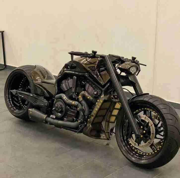 UNIKAT Harley Davidson