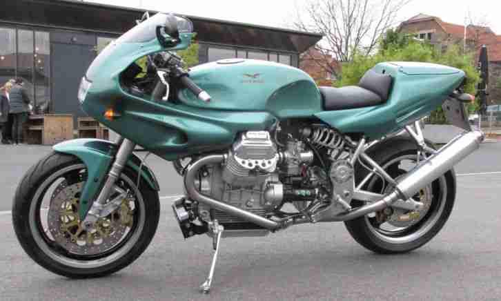 Unikat Moto Guzzi Sport 1100 Motoguzzi 1100Sport Ez 94 generalüberholt TOP