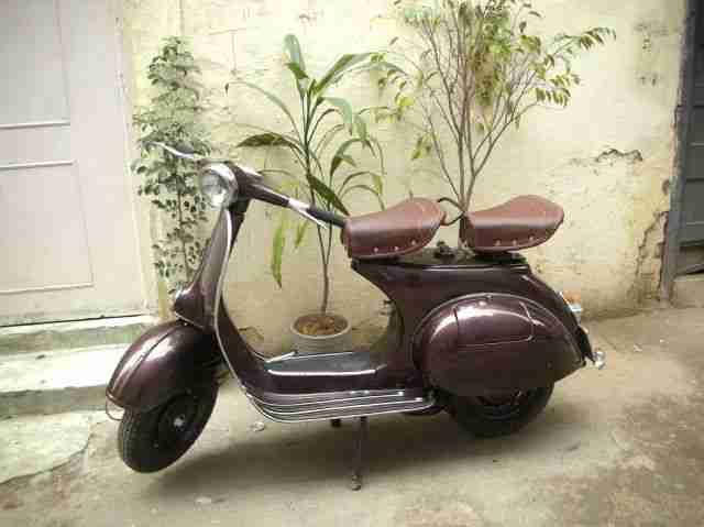 VESPA 1965 MODEL NEW PX 150CC ENGINE free shipping