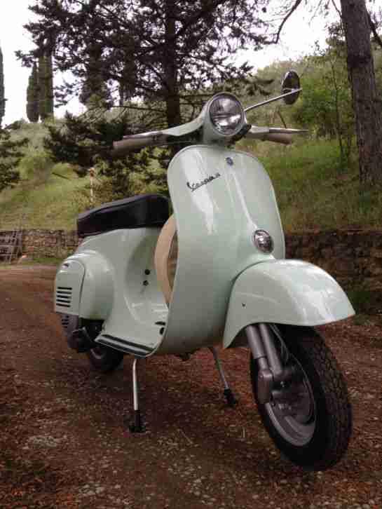 vespa mv baujahr 1958 rohrlenker motovespa bestes. Black Bedroom Furniture Sets. Home Design Ideas