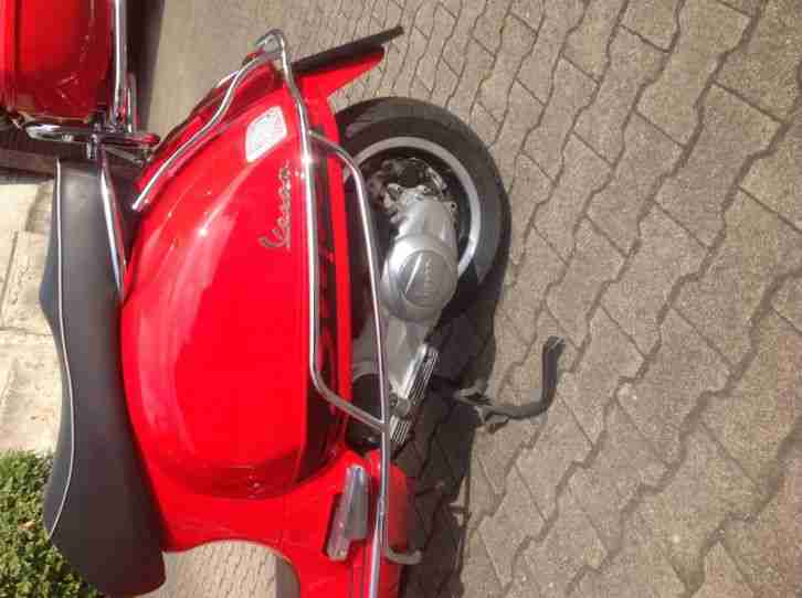 Vespa GTS Super 300ie, Bj.2009, 15601 km