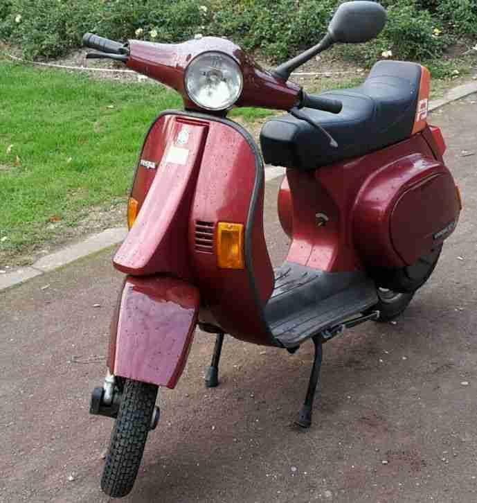 Vespa PK 50 Elestart Motorroller Roller Scooter