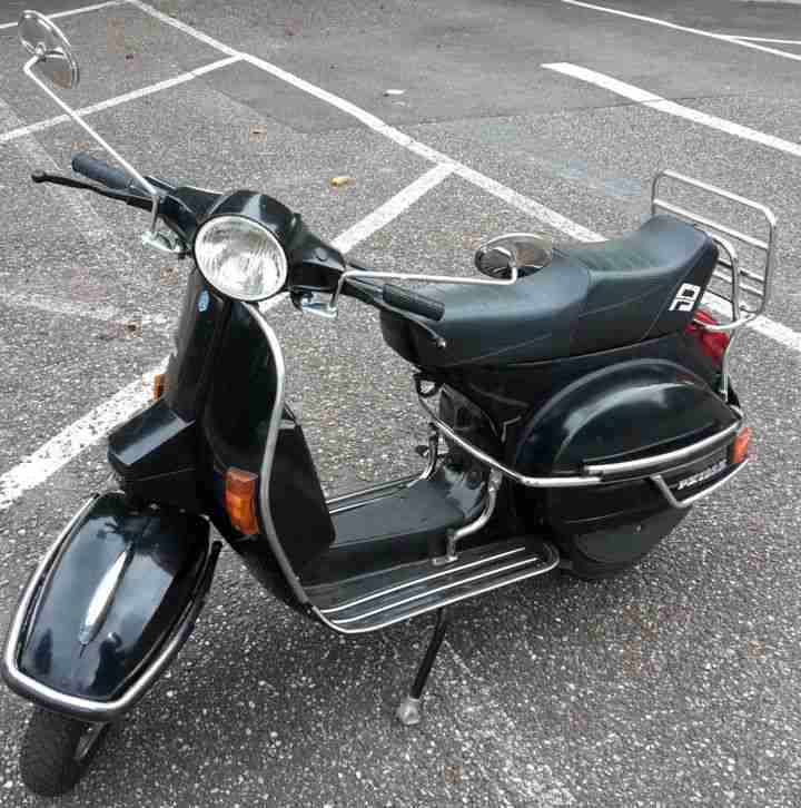 Vespa PX 200 ( Piaggio ) BJ 1984 ,mit vielen - Bestes