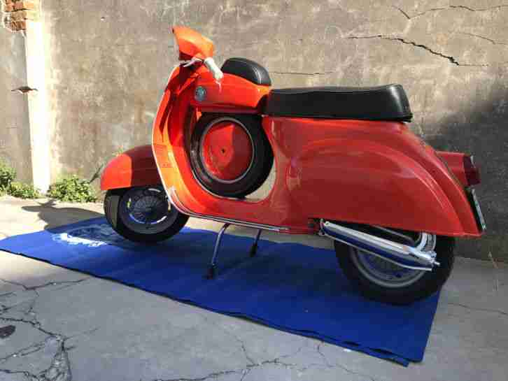 Vespa Piaggio 50SS 1969 Original!