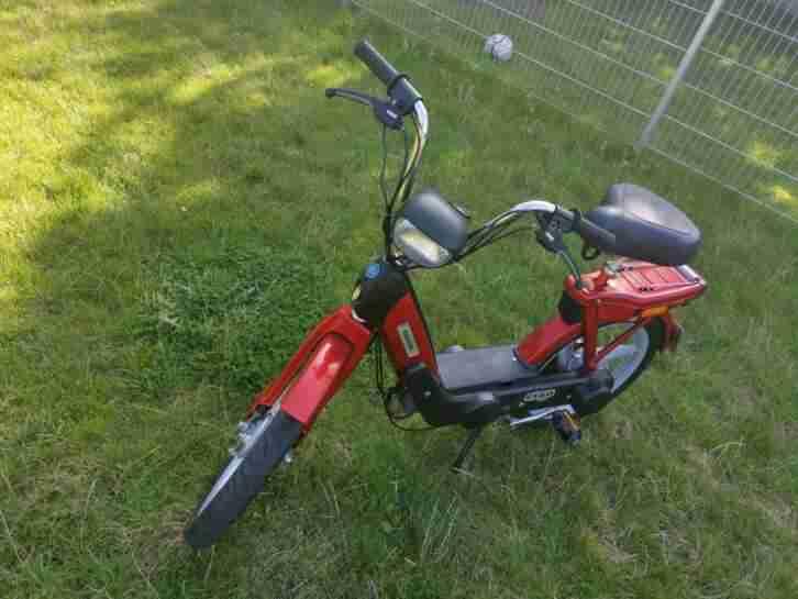 Vespa Piaggio Ciao MIX TYP ZAP C Moped Original Zustand Nur ca 4325 Km