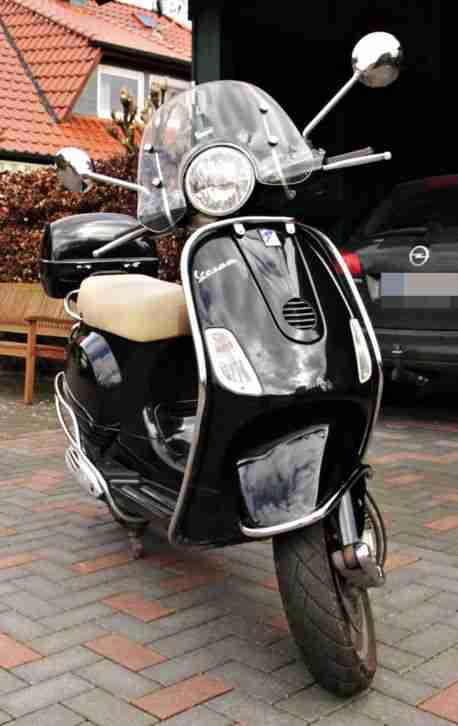 vespa 125 ccm ez 1956 moto vespa madrid bestes angebot von piaggio. Black Bedroom Furniture Sets. Home Design Ideas