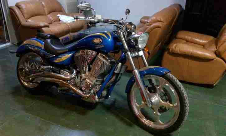 Victory Jackpot Arlen Ness Special edition