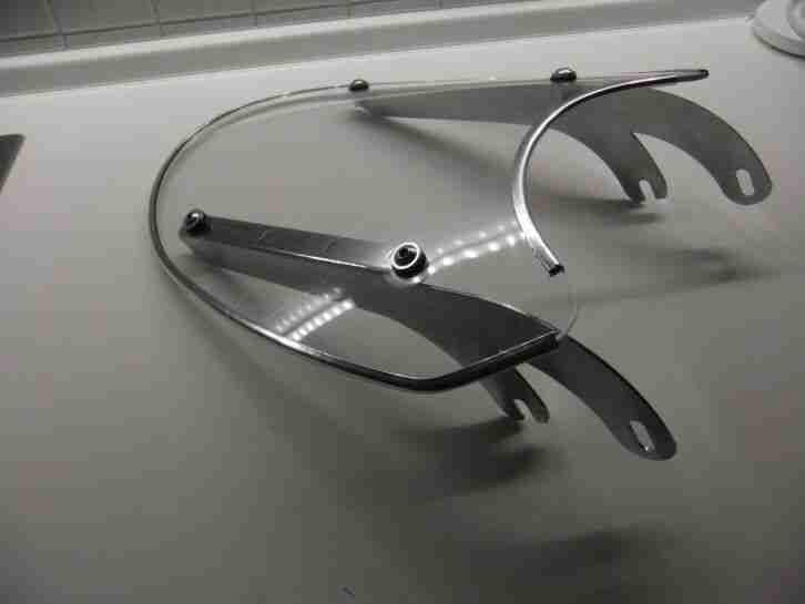 Windschild Suzuki Motorrad für Marauder VZ 800