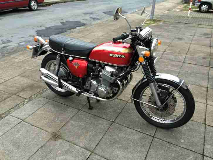 Winterangebot CB 750 four K6 in TOP