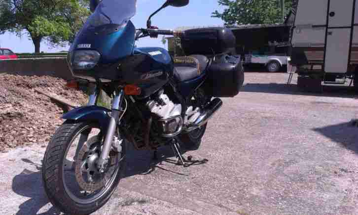 XJ 600 Diversion 4 BRA