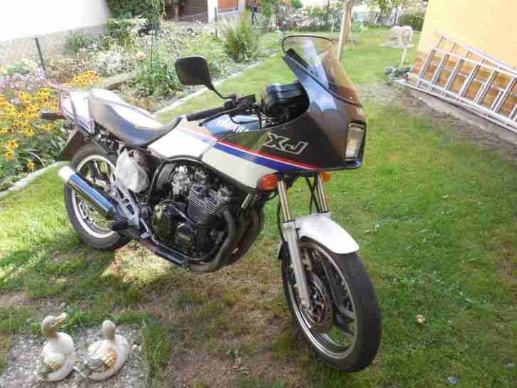 yamaha xj 600 typ 51j e z mai 1990 54kw bestes. Black Bedroom Furniture Sets. Home Design Ideas
