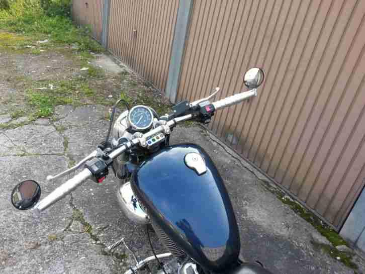 Yamaha Virago Xv 535 Umbau