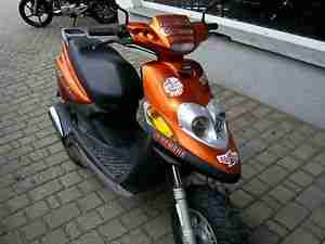 50 ccm Roller Bj 2001 Orange,