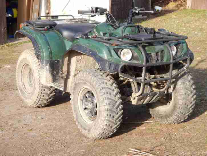 Yamaha Bruin Grizzly