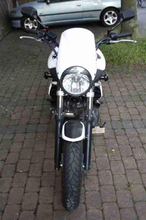 Yamaha Custom Bulldog BT 1100 Top Umbau