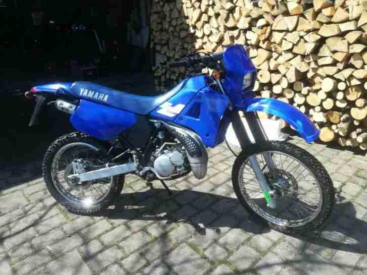 Yamaha DT 125 R wenig Kilometer