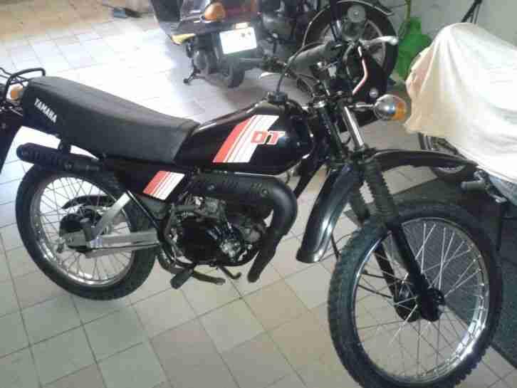 Yamaha DT 80 MX