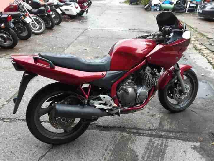 Yamaha Diversion XJ 600 S