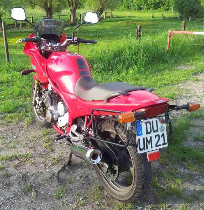 Yamaha XJ 600S Diversion Modell RJ01 - Bestes Angebot von