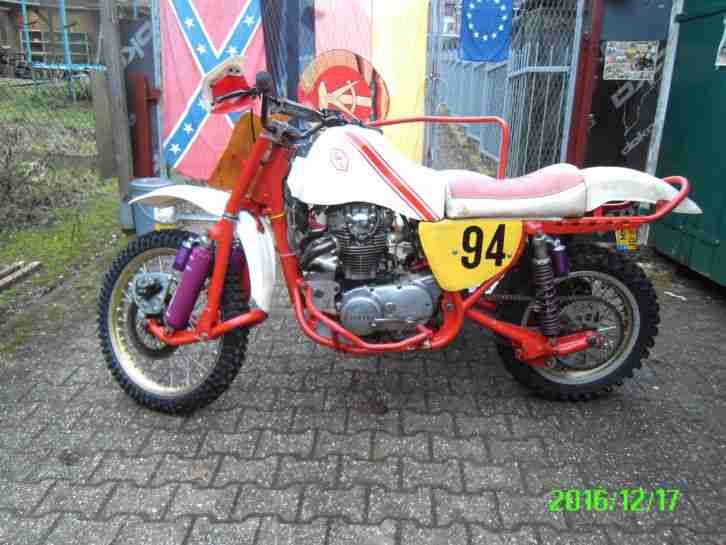 Yamaha EML Motocross Gespann