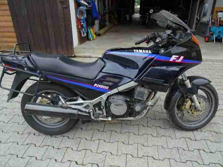 Yamaha FJ 1200 3CV