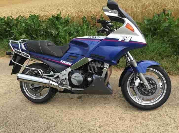 Yamaha FJ 1200 mit 17 Zoll Umbau - Bestes Angebot von Yamaha.