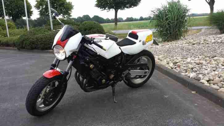 Yamaha FZ 750 1FN Cafe Racer Umbau - Bestes Angebot von