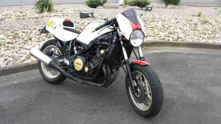 Yamaha FZ 750 Cafe Racer Naked Bike 101PS EZ 04 - Bestes