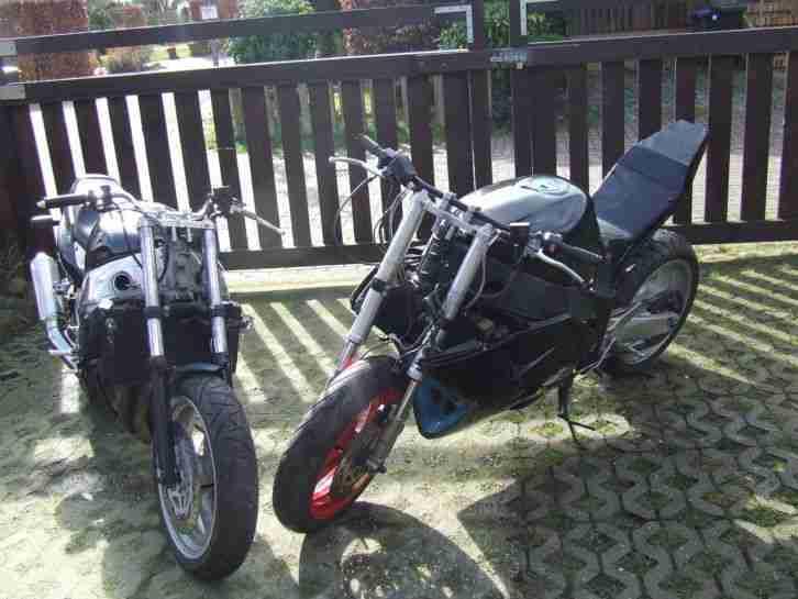 Yamaha Fzr    1000    Cafe Racer  impremedia