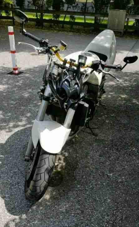 Yamaha FZR 1000 Exup Streetfighter (3LE)