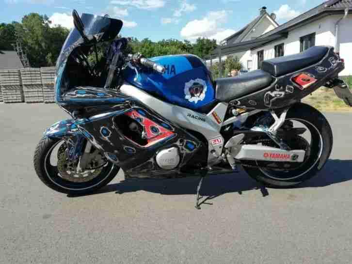 Yamaha FZR 600 4JH