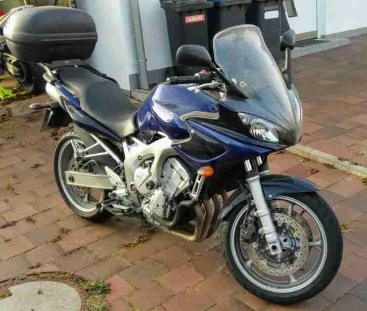 Yamaha FZR 600 Fazer Frühlingsstartangebot