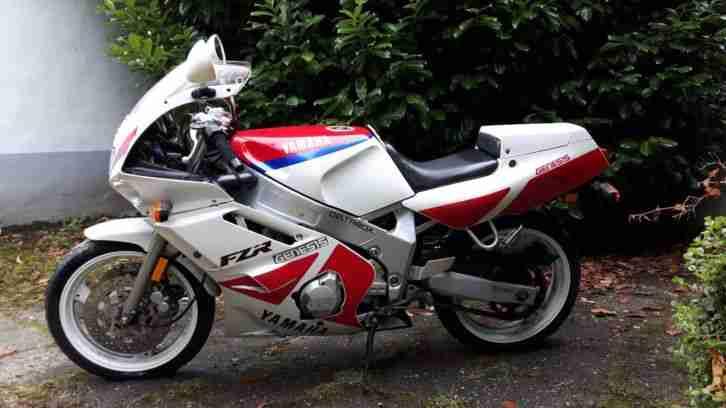 Yamaha FZR 600 Motorrad, Baujahr 1989, 91 PS