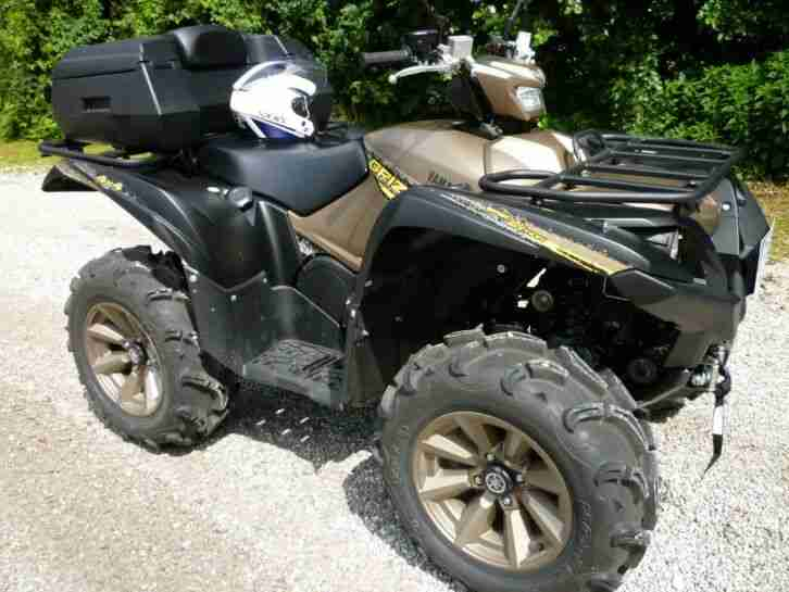 Yamaha Grizzly 700 EPS SE 4x4 inkl.LOF Special