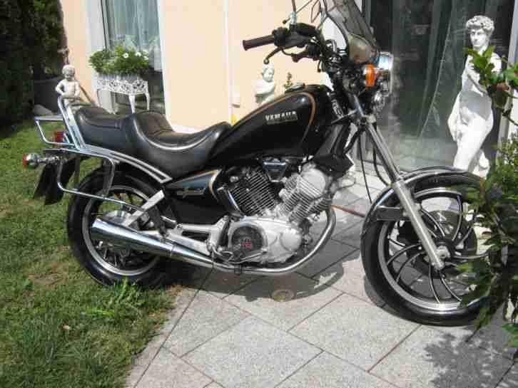 Yamaha J 500 Special