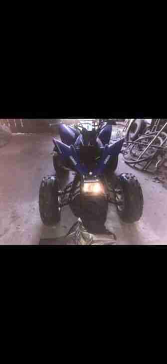 Yamaha Quad 250ccm