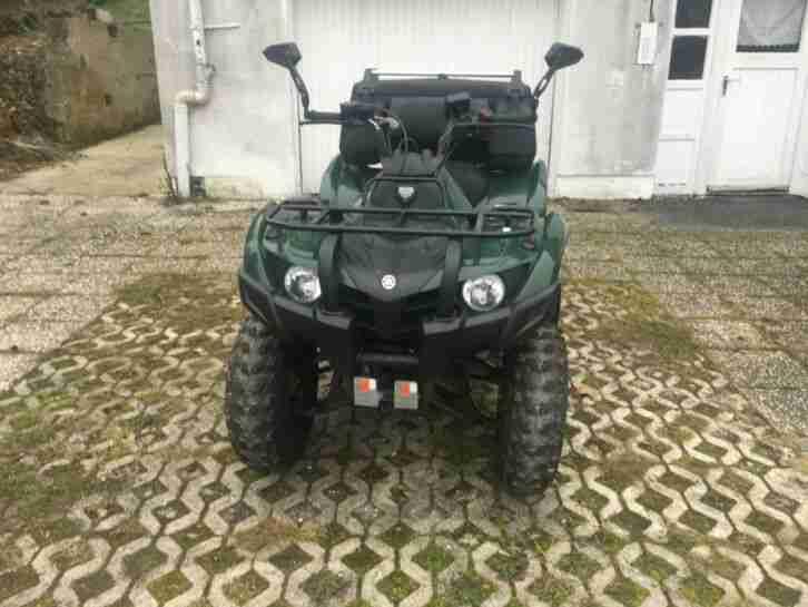Yamaha Quad Grizzly 300 ATV