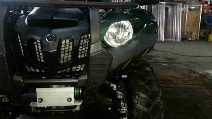 Yamaha Quad Grizzly 550