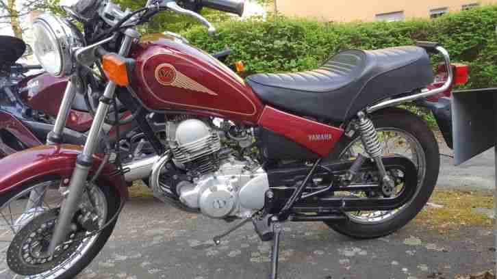 Yamaha SR 125 10F