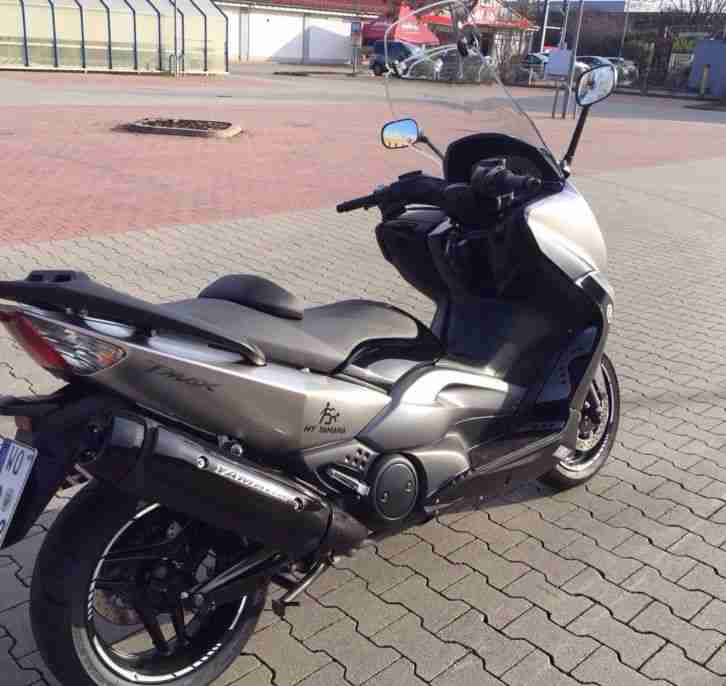 Yamaha T Max 500 Km 8800 Circa Sport Roller mit ABS