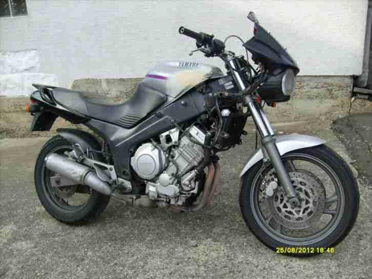 Yamaha TDM 850 mod.3VD LIEFERUNG