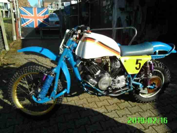 Yamaha TR 1 EML Motocross Gespann