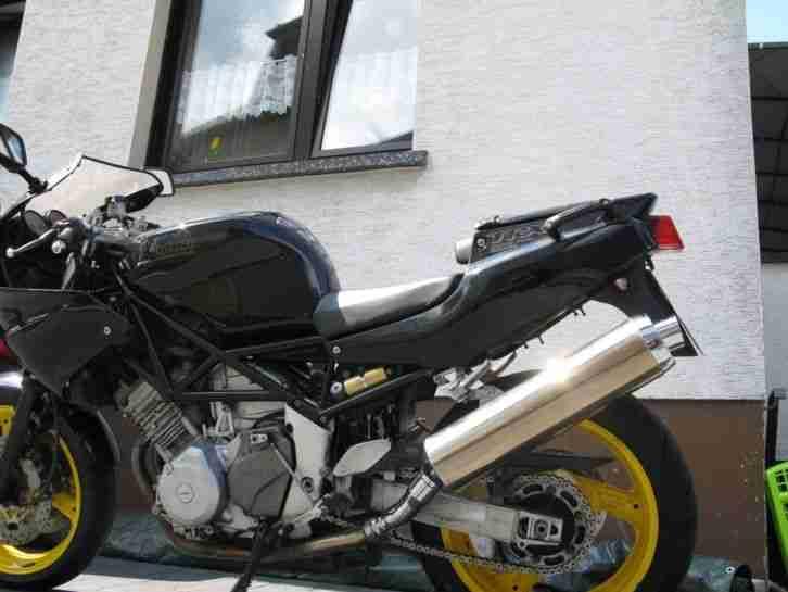 Yamaha TRX 850 mit Wertzuwachs