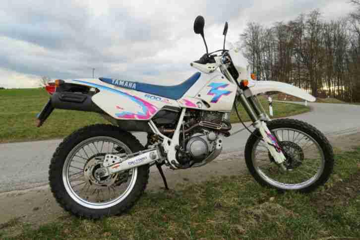 Yamaha TT 600S (HU bis 03 2022)