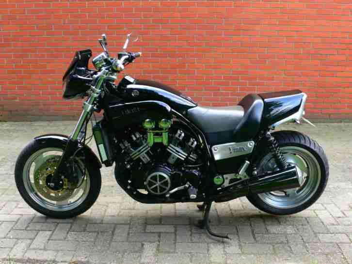 Yamaha V MAX VMAX 1200 Ezl 07 1996 Deget