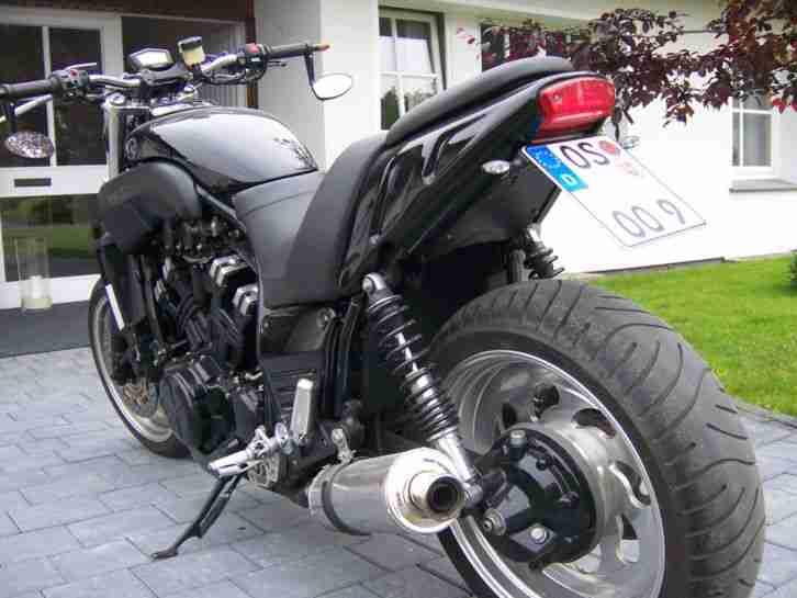 Yamaha V Max Stage 7 Custom Umbau Unikat