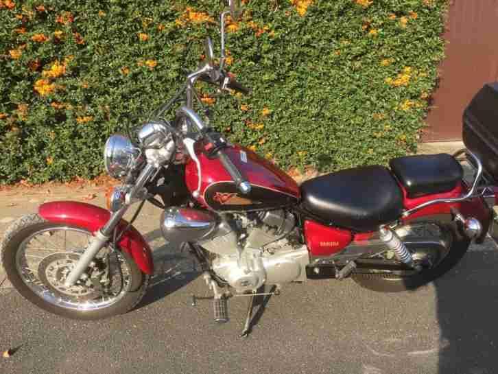 Yamaha Virago XV125