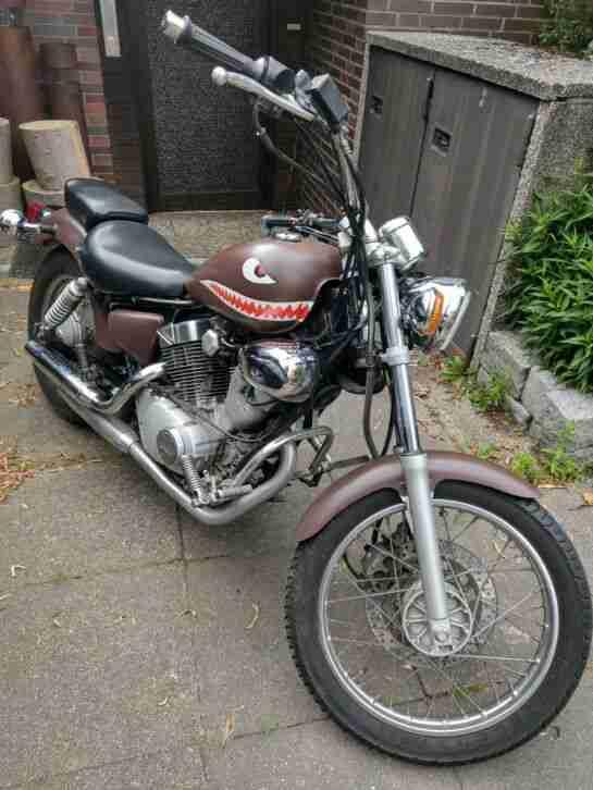 Yamaha Virago xv 125 tuning